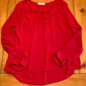 Ladies l/s blouse